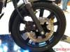 Gantengnya Benelli Motobi 200 EVO Terekam Kamera di Gaikindo Indonesia International Auto Show 2018