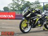 Modifikasi Honda All New CBR150R, Inspirasi Stylish Buat Harian