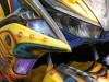 Modifikasi Yamaha Aerox 155 VVA 2017, Praktis Jadi Bumble Bee