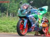 Modifikasi Kawasaki Ninja 250FI, Bahan Kanvas Civil War