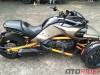 GALERI: Can-Am Spyder, Motor Roda Tiga Bermesin 1.300 cc
