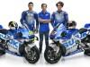 GALERI: Tampang Baru Tim MotoGP Suzuki Ecstar