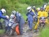 Galeri Foto: Turing Bandung-Ciwidey Bareng Motor Honda 150 cc