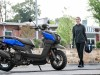 GALERI: Skutik Kekar Yamaha Zuma 125 2022