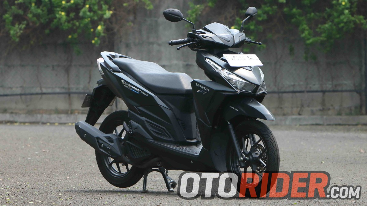 foto motor honda vario 150 esp exclusive review dan berita. Black Bedroom Furniture Sets. Home Design Ideas