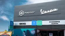 Piaggio Indonesia Perluas Jaringan Dealer ke Sleman