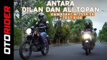 VIDEO: Kawasaki W175TR SE 2020 Test Ride – Indonesia