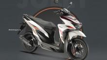 Desain Mirip, Benarkah Ini Calon Dari Honda Vario 160?