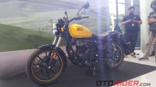 VIDEO: Royal Enfield Meteor 350 Tes Harian – Indonesia | OtoRider