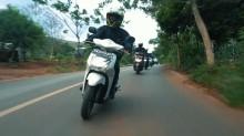 Usai Jawa dan Sumatera, Turing Generasi 125 Yamaha Sambangi Kalimantan Selatan