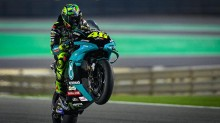 Cerita Valentino Rossi Pertama Kali Gunakan Yamaha YZR-M1 Petronas