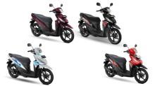 Suzuki Address FI Juga Ikut Dapat Penyegaran Warna Baru