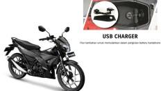 USB Charger Suzuki Satria F150 Black Predator Kini Dijual Umum, Harga Rp 311 Ribu