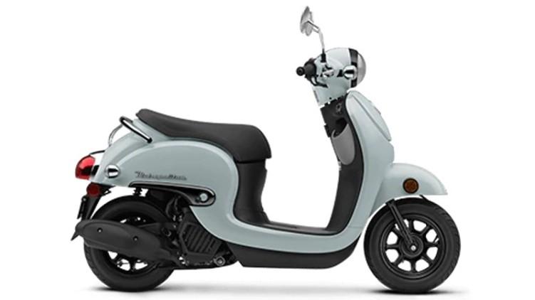 Honda Luncurkan Skutik Mungil Bertampang Retro, Metropolitan 2022