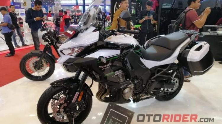 Kawasaki New Versys 1000 Jadi Mirip New Ninja 250 - Galeri Foto dan Spesifikasi