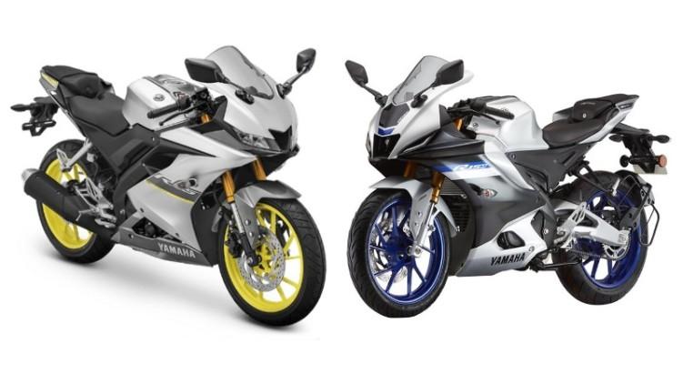 Perbandingan Tenaga serta Bobot Yamaha R15 V4 dan V3, Siapa Unggul?