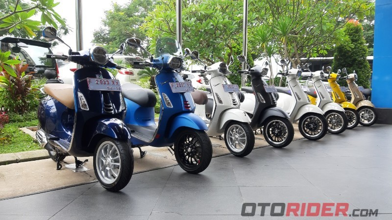 Vespa sprint S 2019 Main