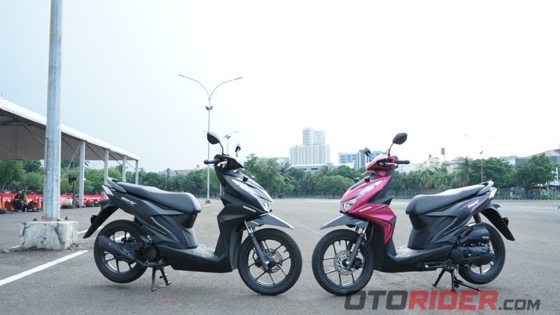 All New Honda BeAT Series 2020