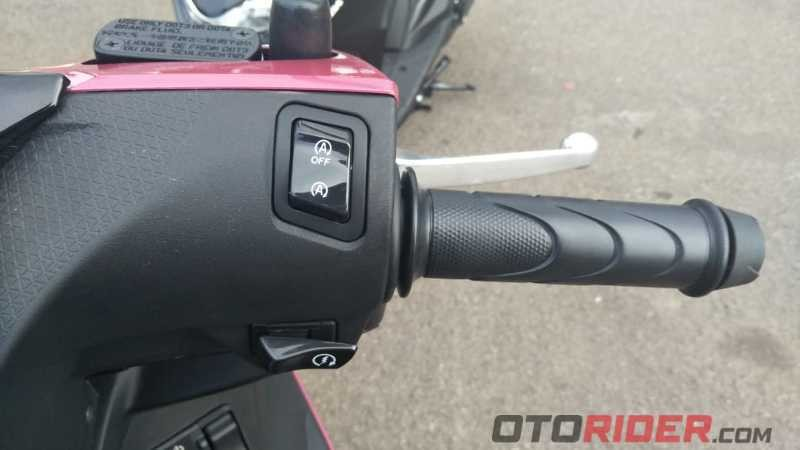 All New Honda BeAT Series 2020 GRIP GAS setang