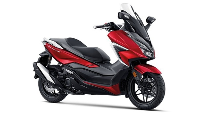 All New Honda Forza 350