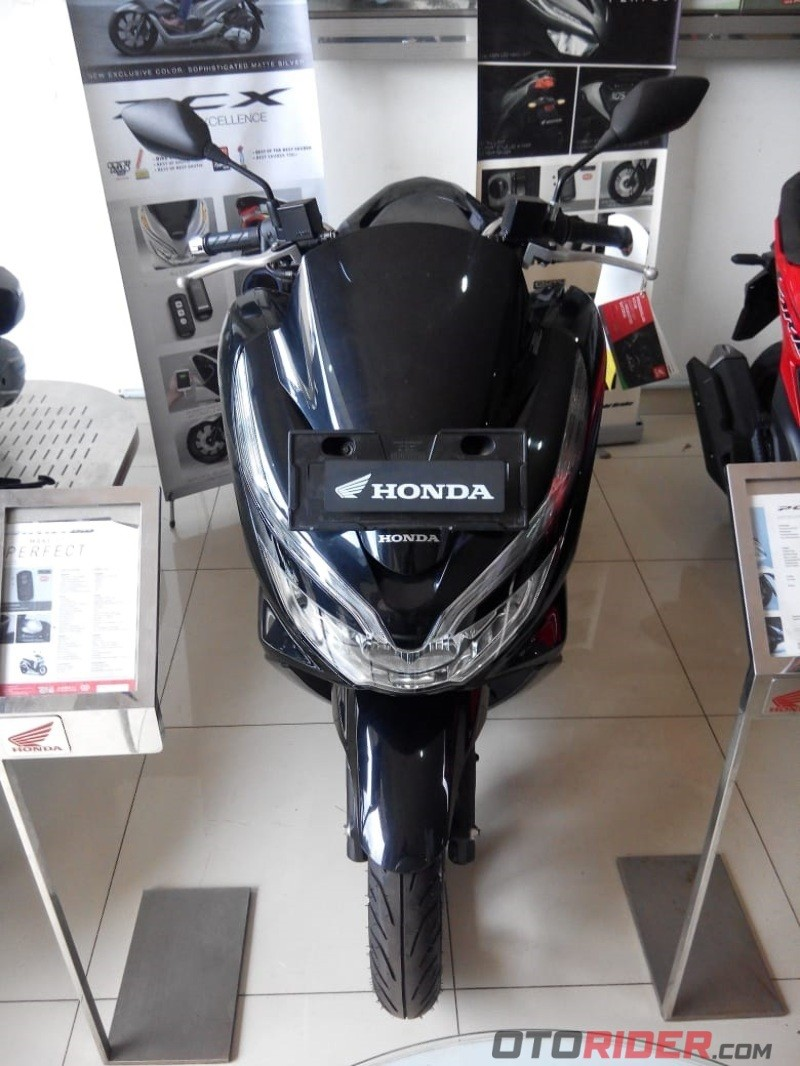 All New Honda PCX ABS