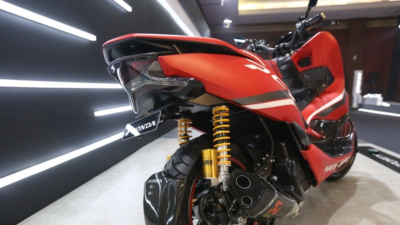 All New PCX 150 Modif