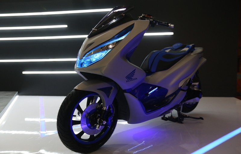All New PCX 150 Modifikasi