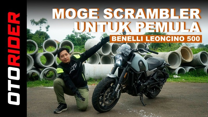Benelli Leoncino 500 2020 Test Ride – Indonesia | OtoRider