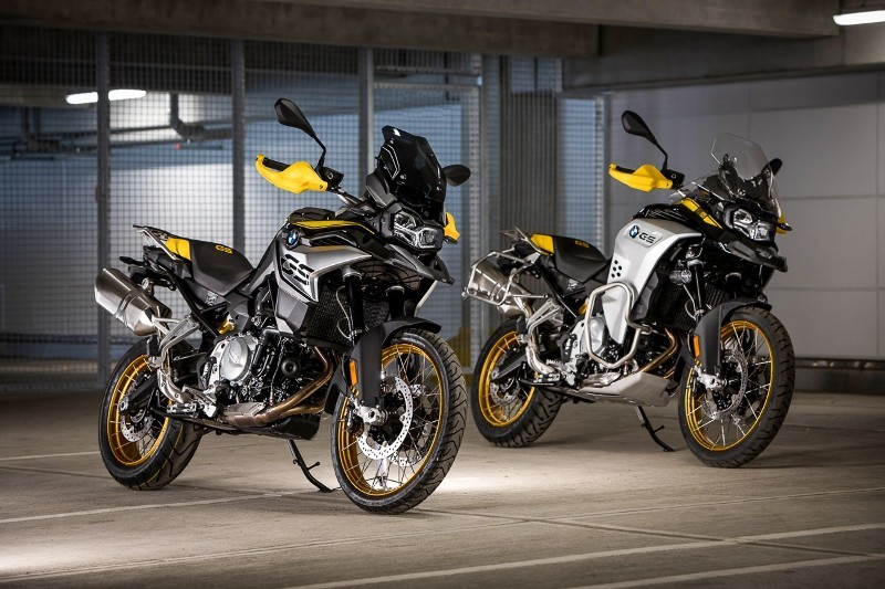 BMW GS Series 40th Edition