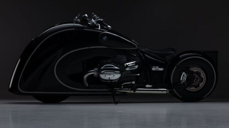 BMW R 18 Spirit of Passion Kingston Custom