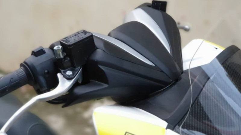 Cover handle bar PCX