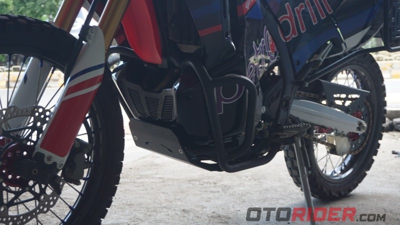 CRF 250 Rally Anjany