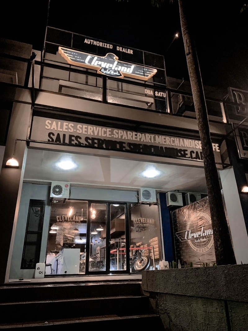 Dealer Cleveland Cyclewerks Ambon