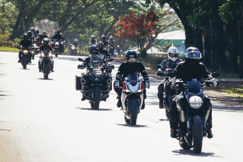 Ducati Desmo Owners Club Touring Sulawesi