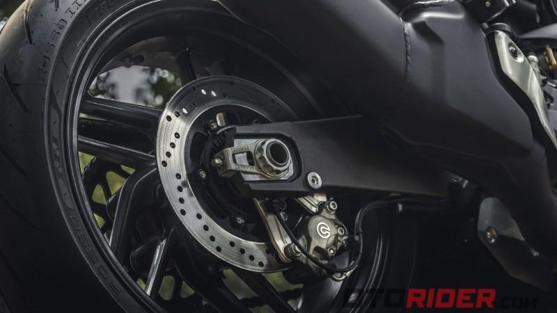 Ducati Monster 821 2019