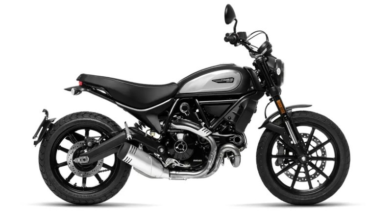 Ducati Scrambler Icon Dark