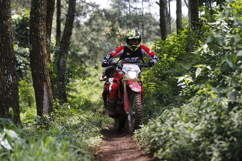 Honda CRF150L Day Leisure Adventure Camp