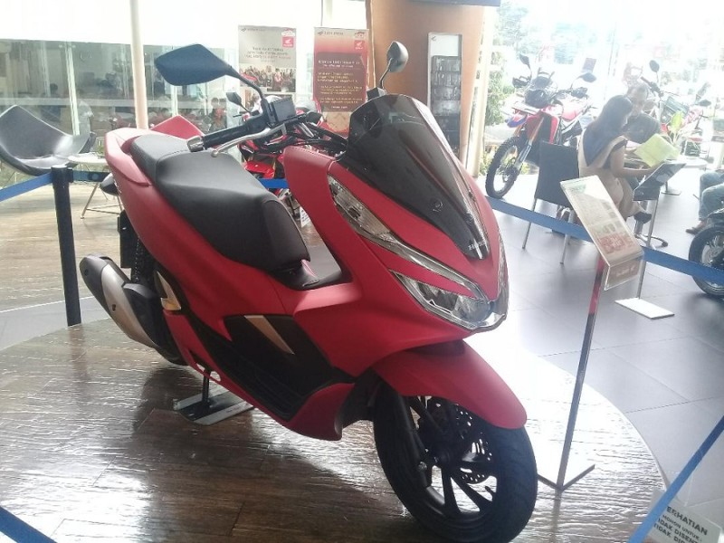 Honda PCX Dealer