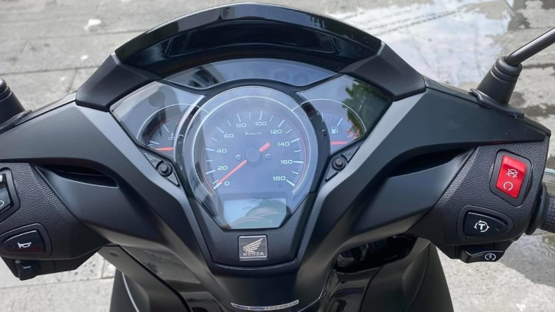 Honda SH300i Total Black 2020