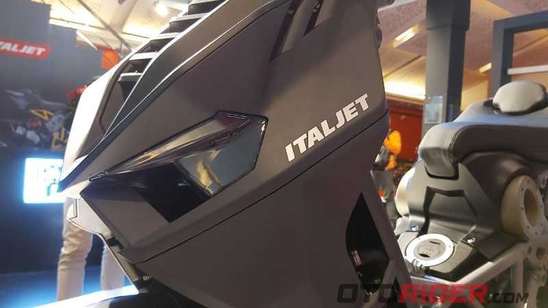 Italjet Dragster First Limited Edition