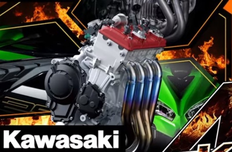 Kawasaki Bike Week Ninja ZX-25R