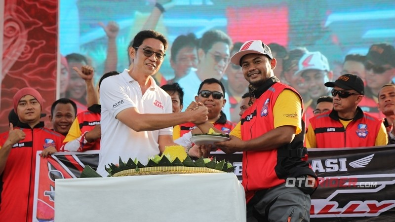 Komunitas CRF250Rally Indoneia