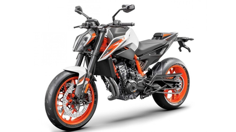 KTM 390 Adventure dan 890 Duke R