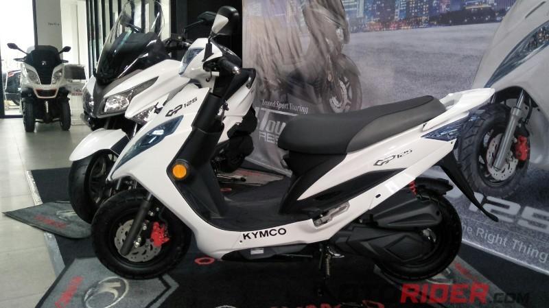 Kymco GP125i
