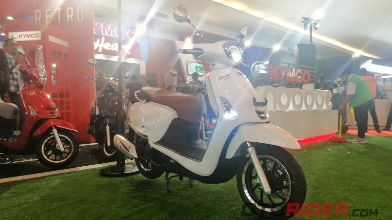 Kymco Like 150i launching