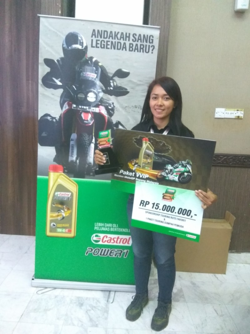 Castrol Power 1 Legendary Bikers 2017