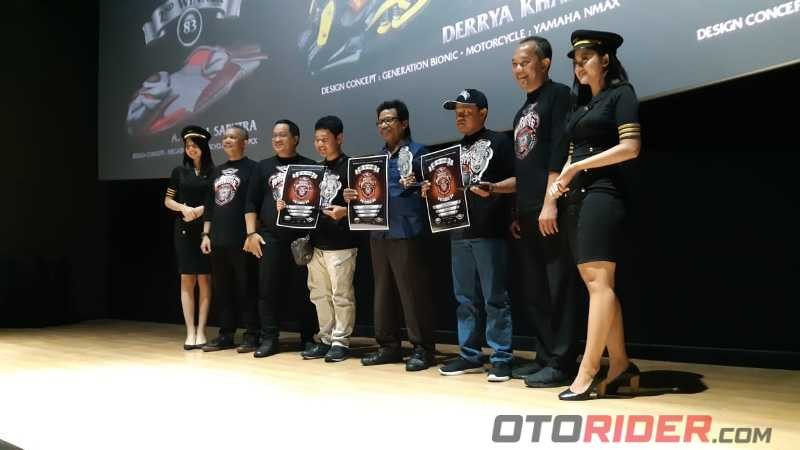 MBtech Riding With Style Award 2019
