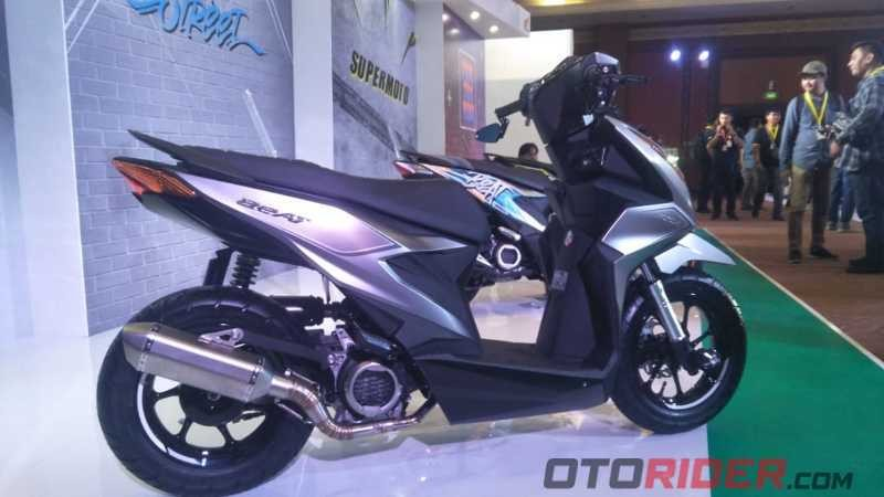 Modifikasi All New Honda BeAT
