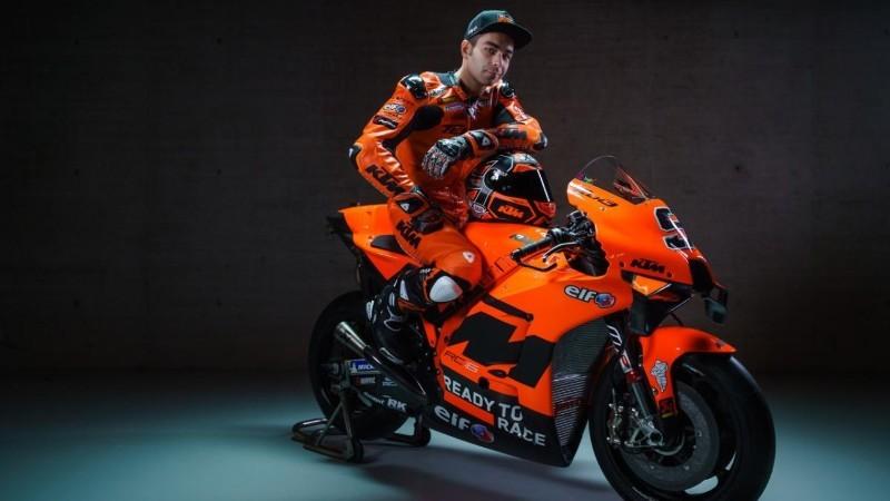 Motor balap KTM RC16 MotoGP 2021