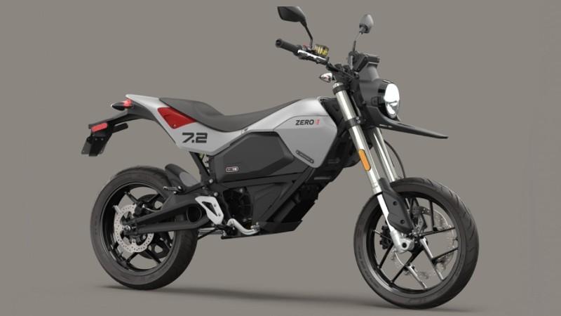 Motor Listrik Bergaya Supermoto Zero FXE 7.2 2022